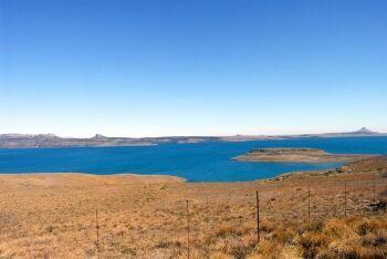 Sterkfontein Dam, Free State