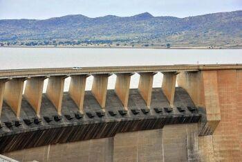 Gariep Dam, Norvalspont, Free State